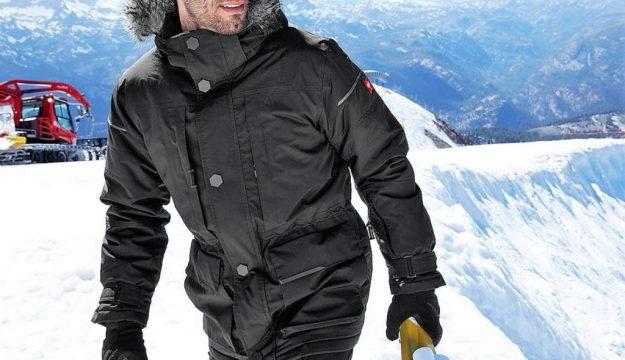 Parka hiver montagne homme