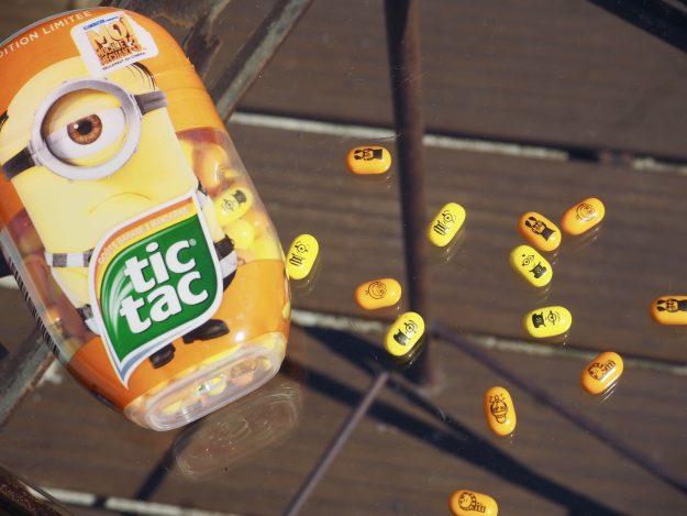 Tic Tac personnages Moi Moche et méchant 3