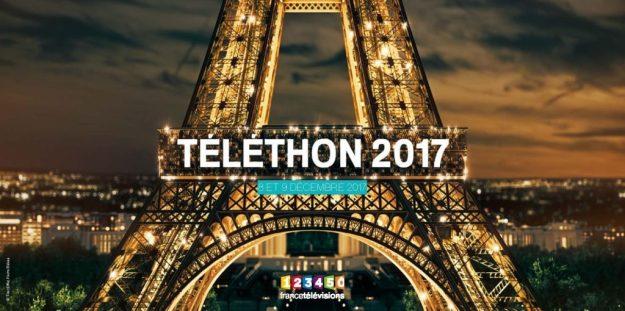 Telethon 2017 8 et 9 décembre