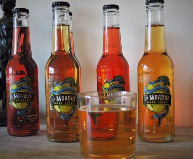 Test et avis La Mordue Hard Cider