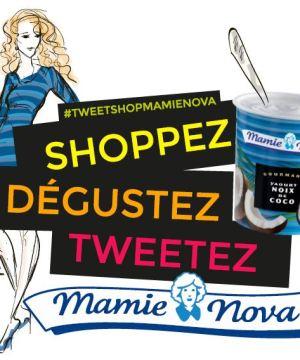 #TweetShopMamieNova