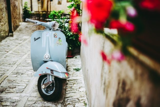 Vespa style de vie italien Photo Davide Ragusa @davideragusa