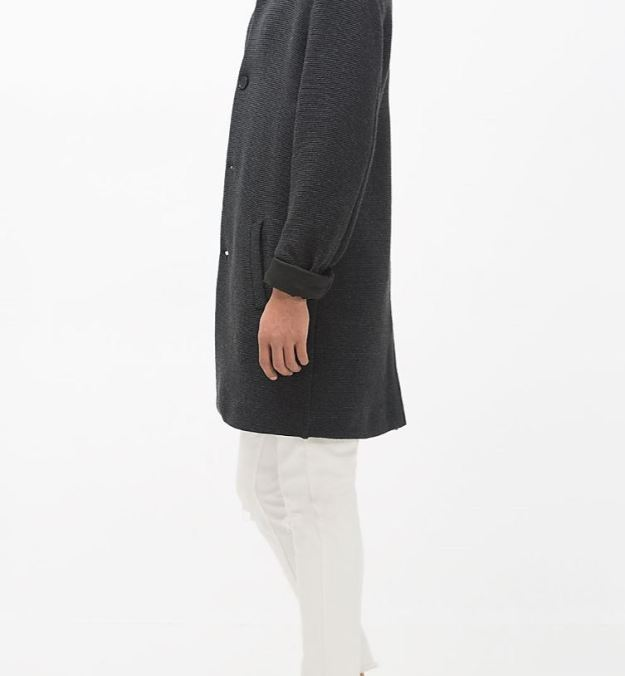 Zara manteau homme