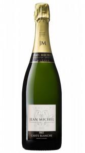 Champagne Jean-Michel brut carte blanche - L'abus d'alcool est dangereux pour la santé. À consommer avec modération.