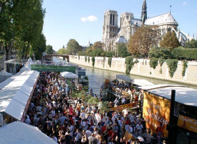 Marché du Sud-Ouest à Paris