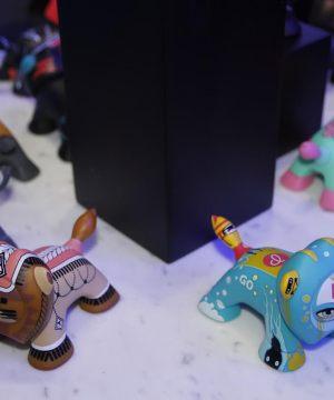 PEUGEOT DESIGN Arts Toys