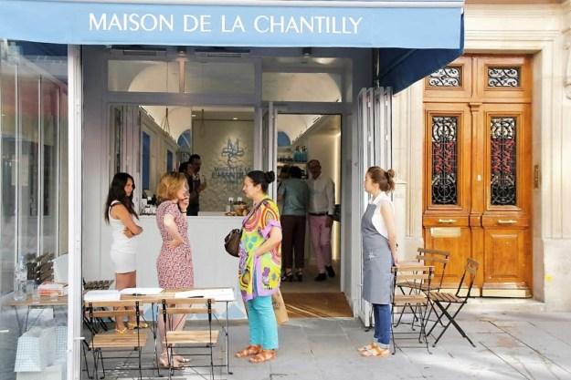 Maison de la Chantilly Paris