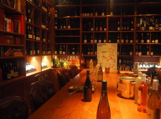 Paris Ô Château la Vinothèque - Bar à vins restaurant
