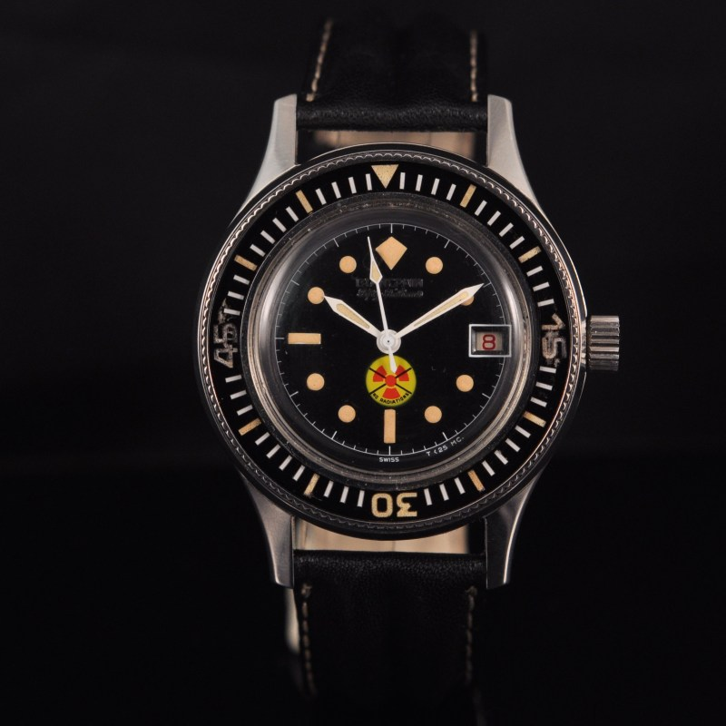 BLANCPAIN FIFTY FATHOMS NO RADIATION DIAL