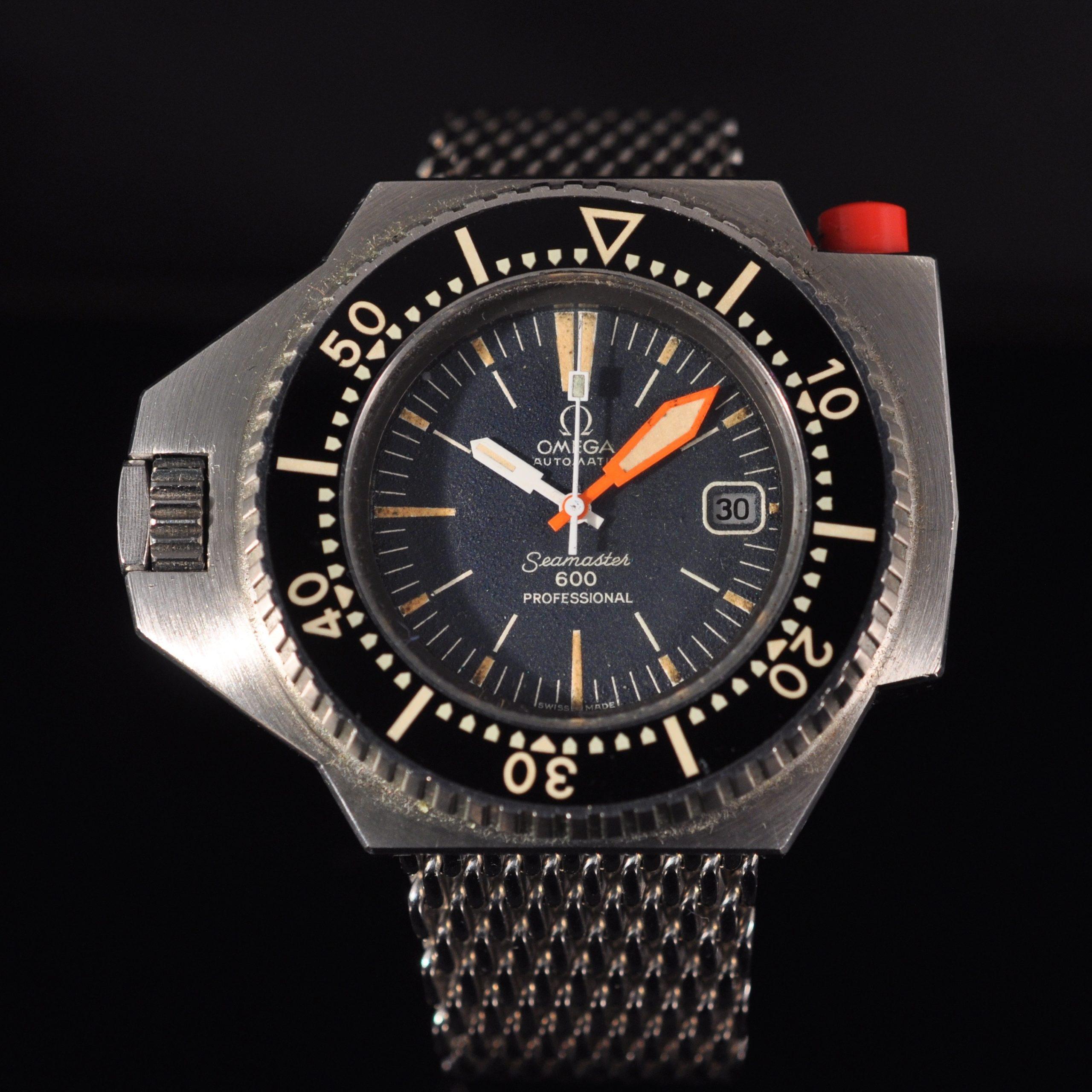 Omega watches seamaster 600
