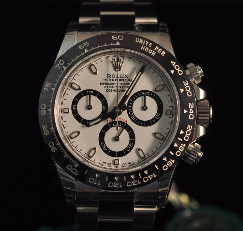 ROLEX DAYTONA ref. 116500LN FULL SET