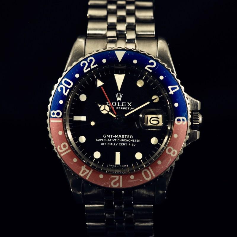 ROLEX GMT REF. 1675 PEPSI