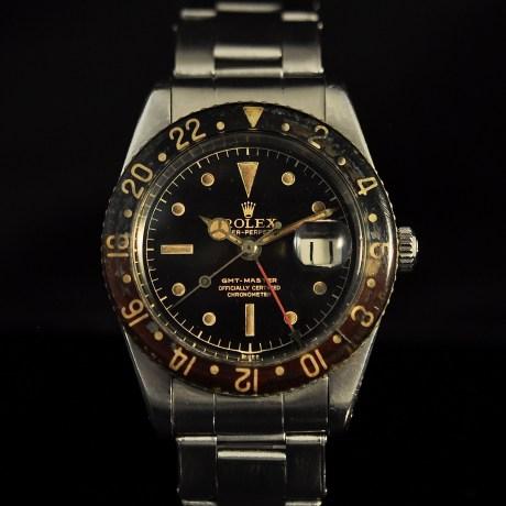 ROLEX GMT MASTER Ref. 6542