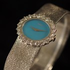 PIAGET JOAILLERIE TURQUOISE DIAL