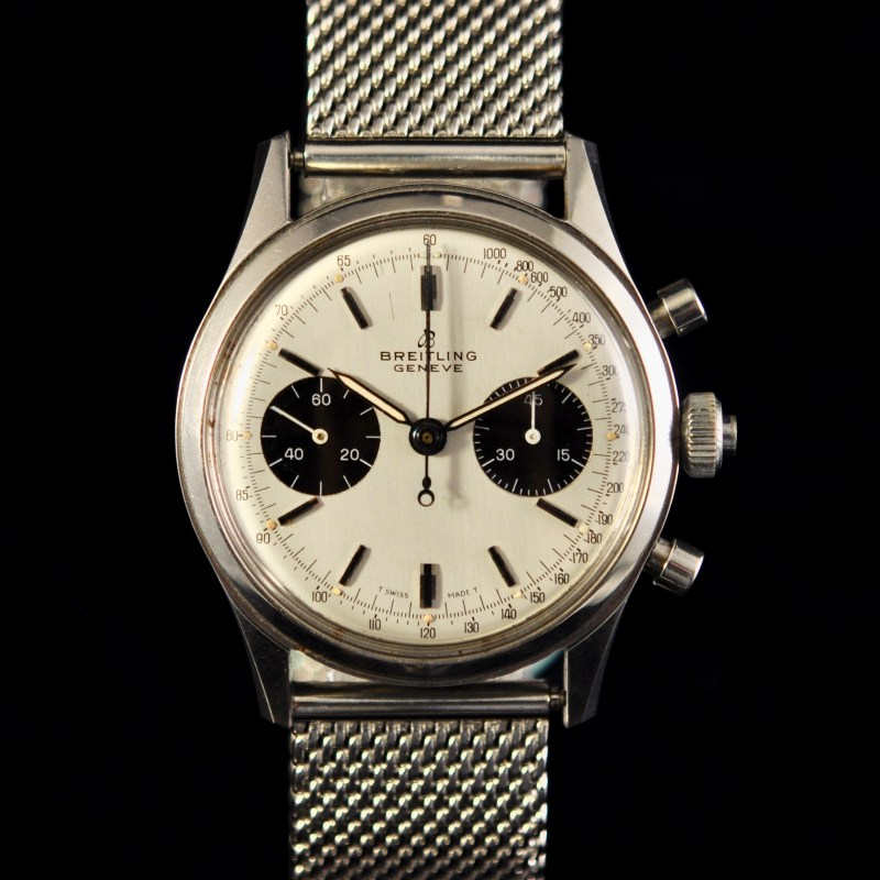 BREITLING CHRONOGRAPH REF. 764 STAINLESS STEEL
