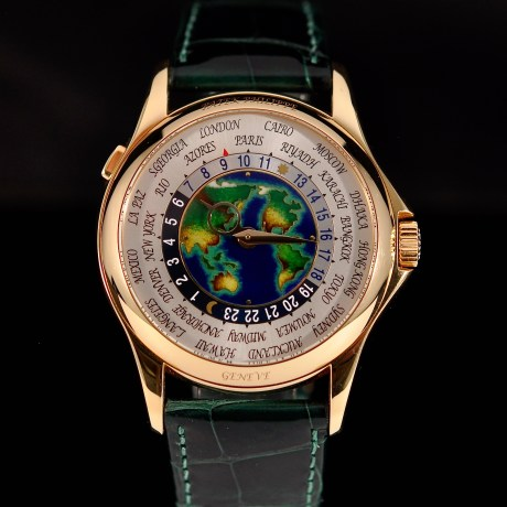 PATEK PHILIPPE WORLD TIME REF. 5131R FULL SET
