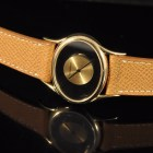 JAEGER LECOULTRE YELLOW GOLD