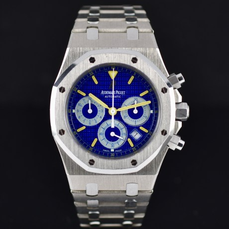 AUDEMARS PIGUET ROYAL OAK CITY OF SAILS LIMITED EDITION REF. 25860IS