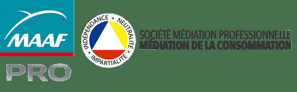 La MAAF et la société de médiation professionnelle accompagne Romain Salomon et assure toutes ses formations et thérapies