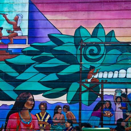 Quetzacoatl, 2011. Archival pigment on Canson Baryta Photographique, 14x21