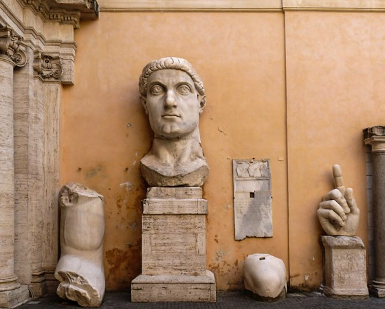 Capitoline Museums Tour