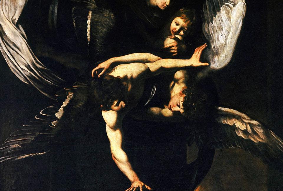 Caravaggio in PIO MONTE DELLA MISERICORDIA