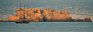 Naples fortress