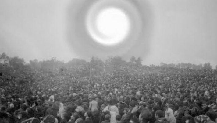 Miracle of the Sun - Fatima, Portugal, October 13, 1917, 1:30pm (7 ...