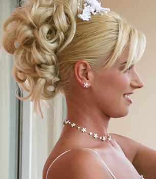 wedding bridal hairstyles for long hiar with veil half up 2013 for short hair indian half up