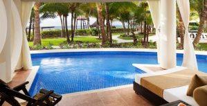 El Dorado Maroma Royal Swim-Out Suite