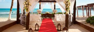 Gran Porto Wedding Set Up