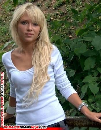 Russian women scammers blonde