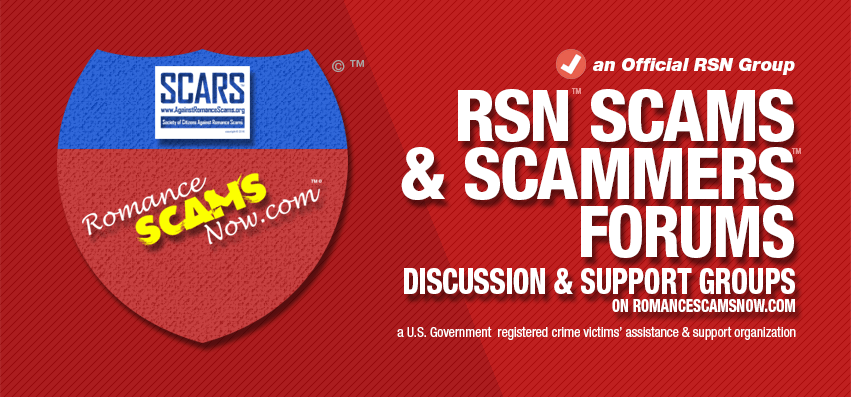 Join the RSN™ Scams & Scammers™ Discussion Groups Today!