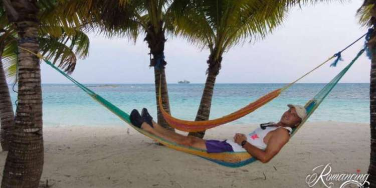 Tom-enjoying-a-well-placed-hammock
