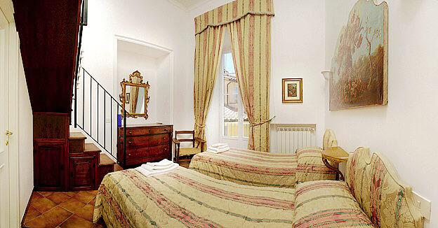 Rome Jewish Quarter Elegant Three Bedroom Apartment With Panoramic View Three Bathrooms