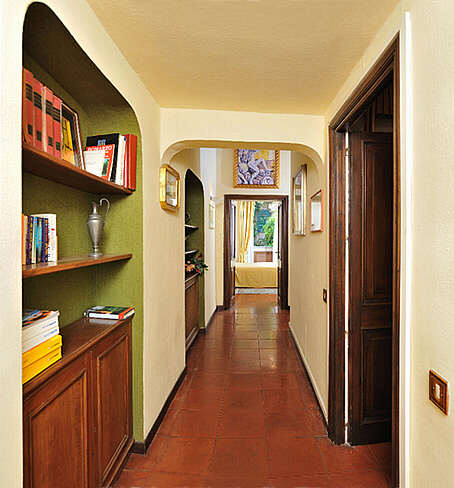 As You Can See At Its End This Corridor Leads To The Master Bedroom And If Turn Right It Second Of Apartment