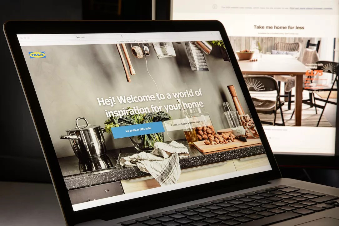 Online Sales Reach 25 Of Ikeas Business In Romania The