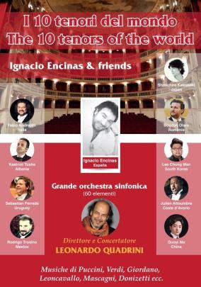 I 10 tenori del mondo