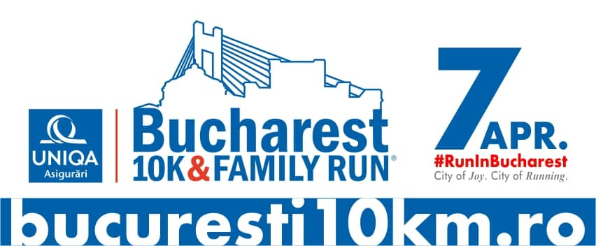 De ce să particip la UNIQA 10k&Family Run?