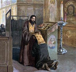 Risultati immagini per despre duhovnici la spovedanie