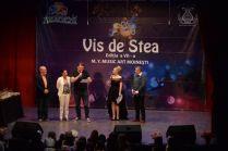 Gala laureatilor - Juriul festivalului (foto Centrul Cultural LIRA Moinesti)
