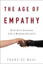 de waal age of empathy cover