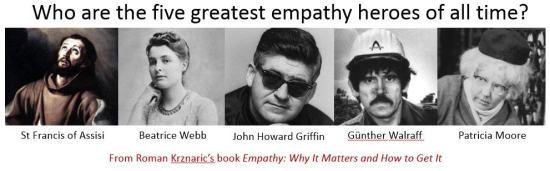 5 empathy heroes