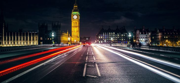 Zvuky Londýna