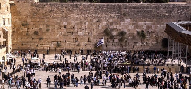 Izraelom ako socky II. : Palestínske Jericho a Jerusalem