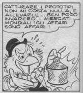 Zio Paperone e le lucciole industriali