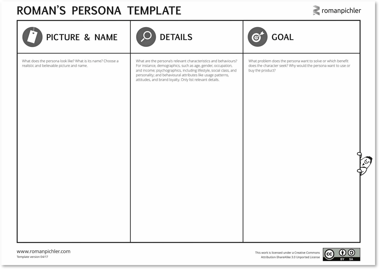 10 Tips For Creating Agile Personas
