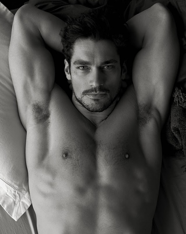 David Gandy como Björn Hoffmann en Sorprendeme de MEgan MAxwell