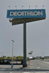 Poste decathlon