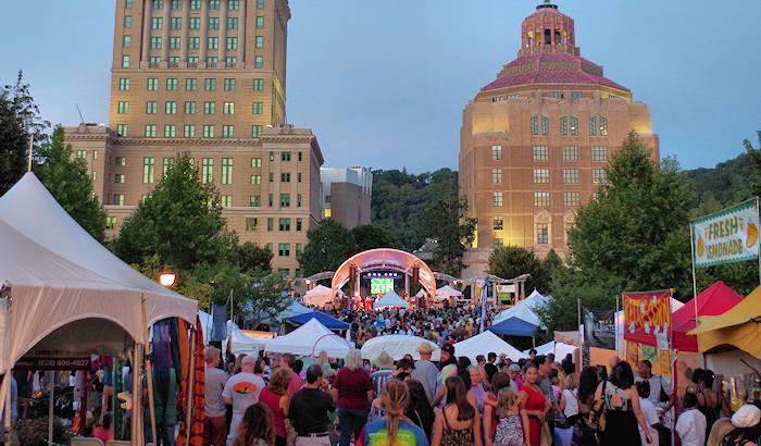 Leaf Festival Asheville Nc
